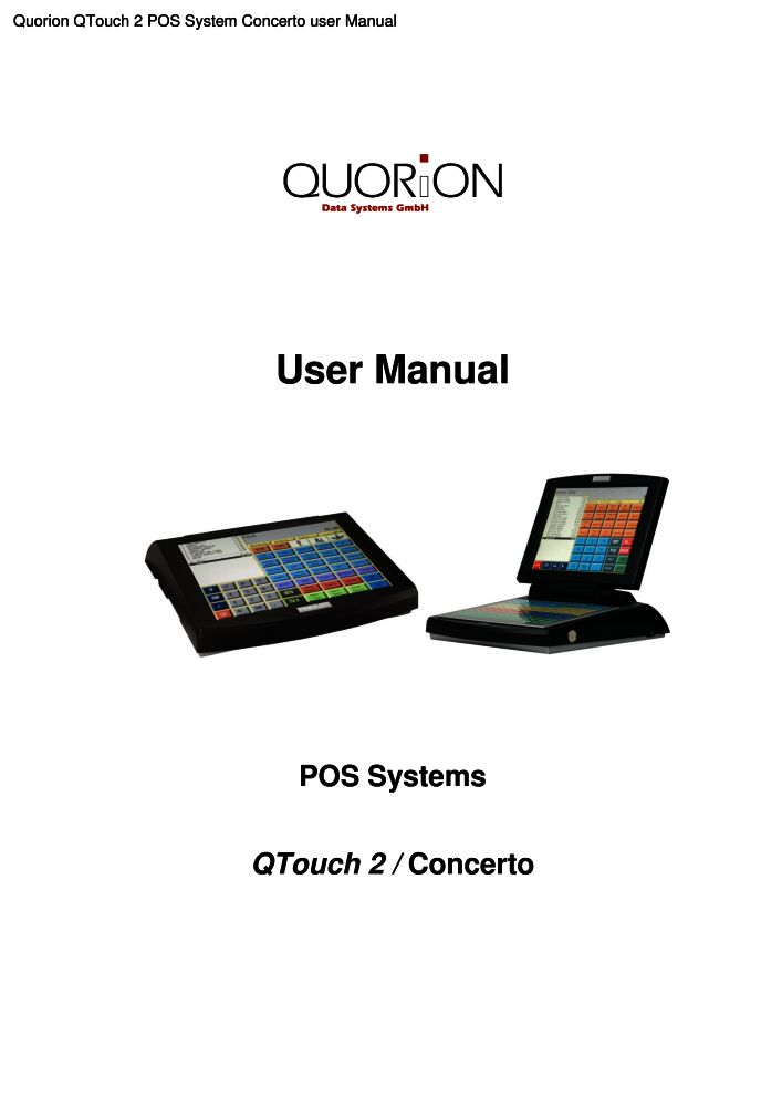 W1403 pos system user manual shanghai sunmi technology co. ,ltd.