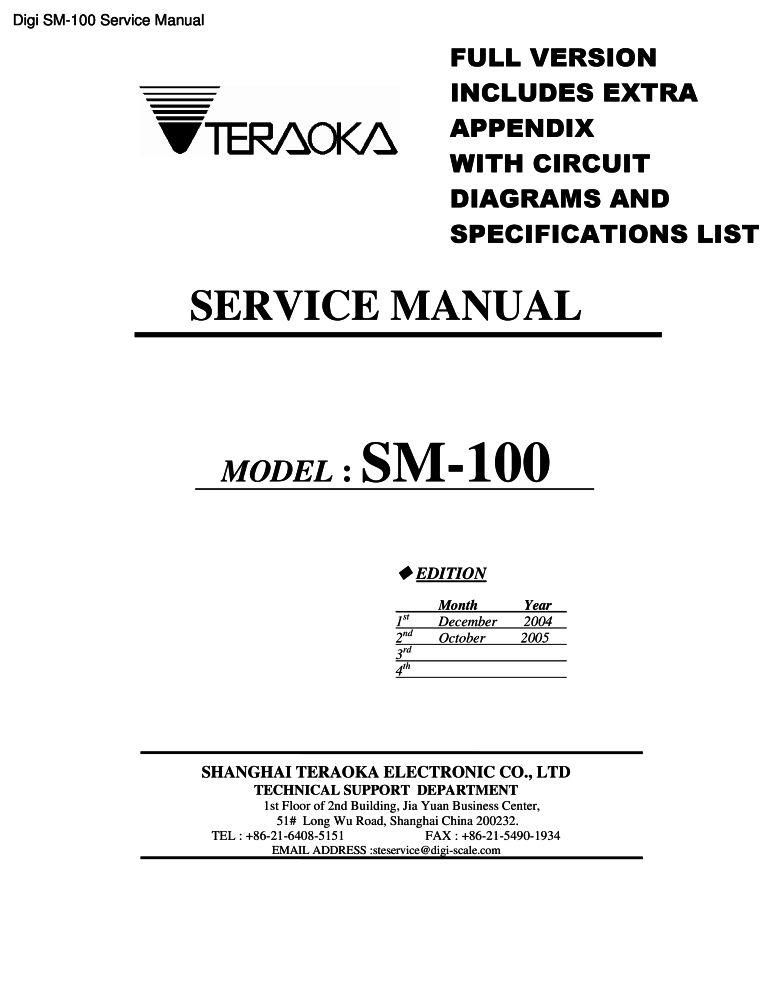 Digi Sm90 Manual