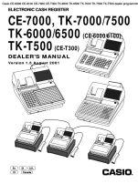 panasonic js 750ws 7500 series operating manual pdf the checkout rh the checkout tech com CRS Cash Register CRS Cash Register 2000