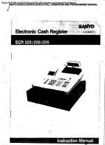 sanyo ecr 425 manual various owner manual guide u2022 rh justk co