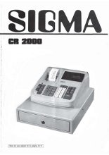 Sigma cr 2000 operation and programming spanish manual pdf for Maquina registradora sigma cr 2000