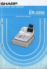 ER-3550 operating and programming